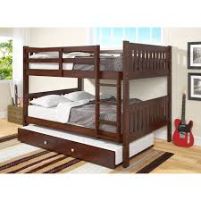 Diy Bunk Bed Plans Twin Over Full by Bunk Beds Diy Full Over Full Bunk Bed Plans Full Over Full Bunk