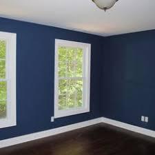 benjamin moore van deusen blue with our floors paint colors