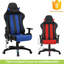 Music Chair Game Commercial Furniture Pu Racing Music Video Game Gaming Chair With