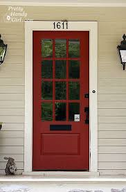 best 25 red front doors ideas on pinterest exterior door colors