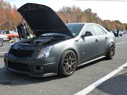 matte black cadillac cts v matte black cts v car garage matte black