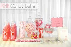 7 inspiring pink candy buffet ideas candystore com