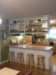 a meek perspective before after upper kitchen cabinet idolza