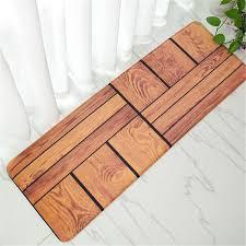 40x120cm new soft non slip door floor mats hall rugs kitchen