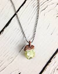 copper necklace images Raw peridot electroformed copper pendant on 18 oxidized silver jpg
