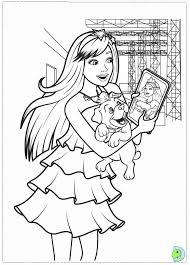 princess popstar coloring pages kids coloring