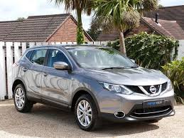 nissan qashqai gun metal used gun metal grey nissan qashqai for sale dorset