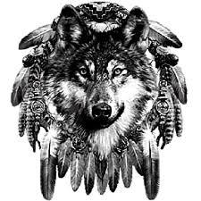 wolf dreamcatcher t shirt wolf dreamcatcher and tatting