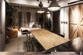 Taipei Apartment Industrial And Vintage Style Design - Vintage style interior design