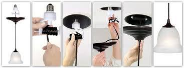 Instant Pendant Light Conversion Kit Marvelous Pendant Light Conversion Kit Fancy Instant Pendant Light