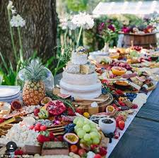 wedding platter sumptuous platters that are metres are the wedding