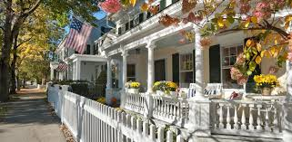 the prettiest small towns in new england small towns woodstock