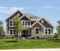 craftsman design homes fischer homes marshall western craftsman design exteriors
