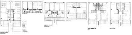 detail of the grade ii alexandra road residential estate
