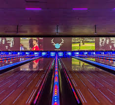 black light bowling near me bowling alley with laser tag in columbus bowlero