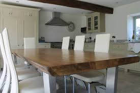 Oak Top Dining Table Oak Dining Tables Uk Large Oak Dining Table Selection