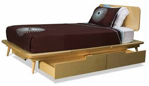 Platform Bed Building Plans by Bed Frames Queen Size Platform Bed Plans Ana White Storage