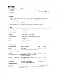 Best Resume Model For Freshers by Engineering Resumes Samples Template Mechanical Engineer Resume