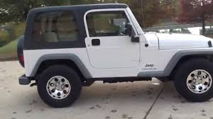 postal jeep wrangler hd video 2003 jeep wrangler rhd right hand drive mail delivery truck