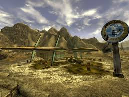 Fallout New Vegas Chances Map by Poseidon Gas Station Fallout Wiki Fandom Powered By Wikia