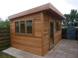 Garden Summer Houses Scotland - shed building fail large wooden sheds scotland