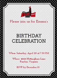 email birthday invitations email birthday invitations in your
