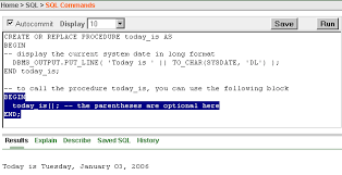 Create Table Oracle Sql 5 Using Procedures Functions And Packages
