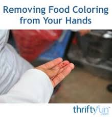 remove food coloring from 28 images food dye presentation