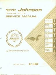 1972 johnson 2hp outboard service manual pdf carburetor gasoline