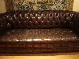 Chesterfield Leather Sofa Bed Vintage Chesterfield Leather Sofa Bed Quint Magazine Vintage