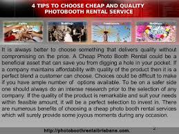 cheap photo booth rental benefits to choose cheap and quality photobooth rental service