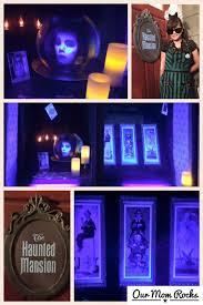 haunted mansion home decor disneyland s haunted mansion diy home decor our mom rocks