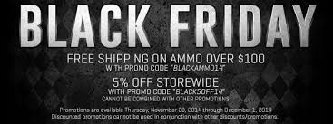 black friday firearm deals quiet riot firearms black friday sale