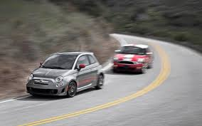 St Vs Abarth 500 Thread Of The Day Fiat 500 Abarth Or Mini Coupe S