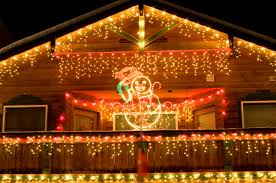 Christmas Light Decoration Ideas by Outdoor Christmas Light Decoration Ideas Home Lighting Design Ideas