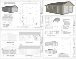 Garage Plan With Apartment by 100 Carport Garage Plans Wood Design Detached Garage Plans