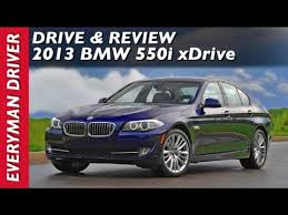 2013 bmw 550i xdrive detailed review 2013 bmw 550i xdrive on everyman driver