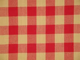 buffalo check fabric red and tan buffalo check fabric