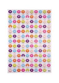 donut wrapping paper donut cool gift present wrapping paper tag