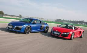 2014 audi r8 first drive u2013 review u2013 car and driver