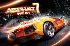 mobil balap game balap mobil dengan supercar di asphalt heat 7 free download