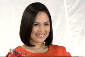 judy ann santos short hair juday sports new look for game show abs cbn news