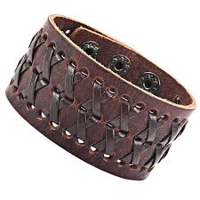 leather metal bracelet images A man 39 s guide to wearing a bracelet when and how to wear men 39 s jpg
