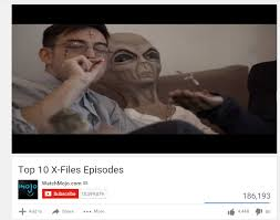 Top 10 Memes - top 10 x files episodes by bonzi m8 on deviantart
