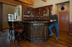 custom scottish pub bar by dan joseph woodworks custommade com