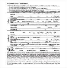 sample credit application sample rental reference letter