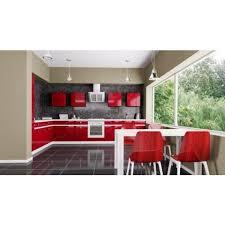 cuisine laquee les cuisines laquées effet miroir et brillance absolue