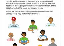 2nd grade community u0026 cultures worksheets u0026 free printables