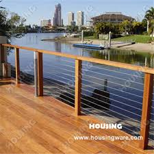 Wire Banister Cheap Deck Wire Railing Find Deck Wire Railing Deals On Line At