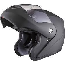 scorpion motocross helmets shox bullet flip up front matt black motorcycle helmet crash